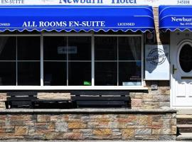 Newburn Hotel, hotel near Sandcastle Waterpark, Blackpool