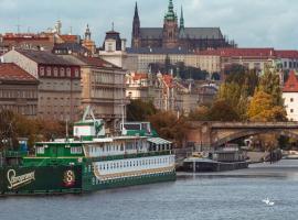 Admiral Botel, hotel in Prague