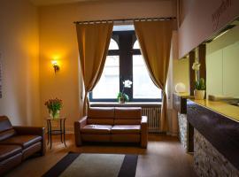 Hotel am Landeshaus, hotel en Wiesbaden
