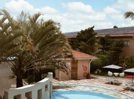 Gandini Hotel, hotel com piscina em Itu