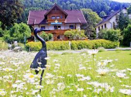 Fewo Strauss, Ferienwohnung in Ossiach