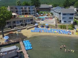 Surfside On The Lake, hotel in Lake George