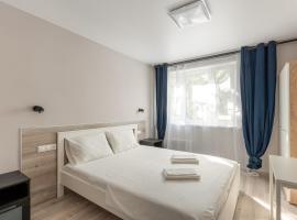 RentWill Borovskoe 137-2, hotel in Dachi Pisateley