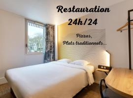B&B Hôtel Lille Centre Grand Palais, отель в Лилле