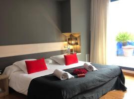 Hotel Marisqueria Cal Tet, hotel in L'Estartit