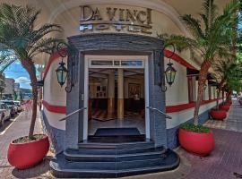 Hotel da Vinci, hotel em Serra Negra