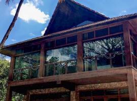 Natureza com Conforto, hotel with jacuzzis in Nova Friburgo