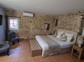 La Bastide Saint Bach, hotel near The wine University, Suze-la-Rousse