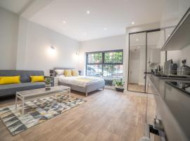 Central Luton Boutique Studio, apartment in Luton