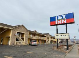 1st Interstate Inn, hotel in Grand Junction