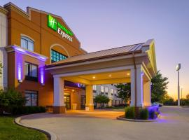 Holiday Inn Express Bloomington West, hotel in Bloomington