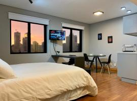 Anora Spaces - Essential GRU Airport, apartment in Guarulhos