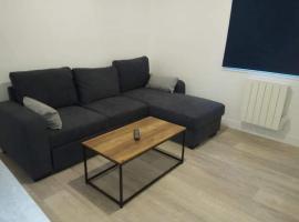 Joli T2 Le Havre Graville, apartment in Le Havre