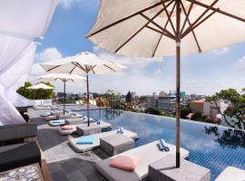 PATIO Hotel & Urban Resort, hotel in Phnom Penh