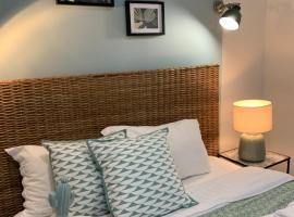 Hotel Les Embruns, hotel near Le Touquet Airport - LTQ, Le Touquet-Paris-Plage