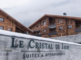 Le Cristal de Jade, hotel near Aiguille Midi 2 Ski Lift, Chamonix