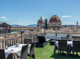 Hotel Machiavelli Palace, hôtel à Florence
