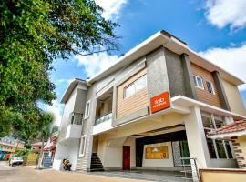 FabExpress SRJ Thaneesh Residency、ウーティのホテル