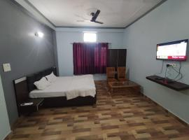 Hotel Vishwa Chandra Palace, отель в Ришикеше