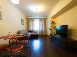 Nadezhda Apartment on Dostyk street 89, hotel near Republic Palace, Almaty