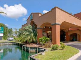 Quality Inn & Suites - Jacksonville, hotel in Jacksonville