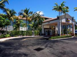 Sleep Inn & Suites Dania Beach, hotel in Dania Beach