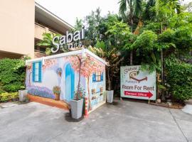 OYO 75379 Sabai Living Pattaya, hotel in Pattaya