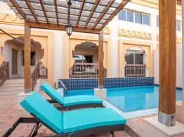Simply Comfort Suites Private Pool Homes and Villas, villa in Dubai