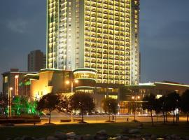 Songjiang New Century Grand Hotel Shanghai, hotel in Songjiang