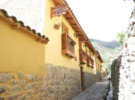 Picaflor Tambo Guest House, guest house in Ollantaytambo