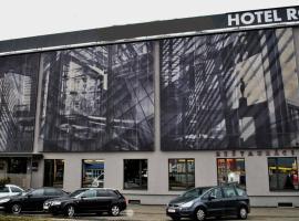 Kongres Hotel Roca, hotel en Košice