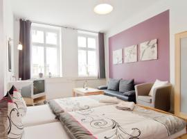Pension piano forte, Bed & Breakfast in Leipzig