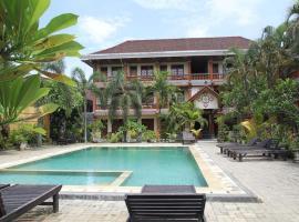 Beneyasa Beach Inn I, guest house in Kuta