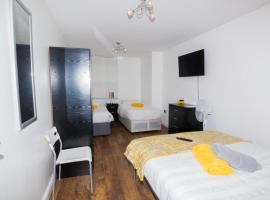 Rusholme Rooms, hotel in Manchester