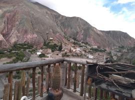 EL WICHIKU RECIDENCIAL - RESTO-BAR Facebook Hospedaje El Wichiku- Iruya, hotel en Iruya