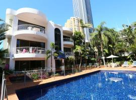 St Tropez Resort, hotel near Ripley's Believe It or Not!, Gold Coast