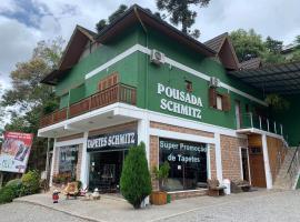 Pousada Schmitz, hotel in Canela