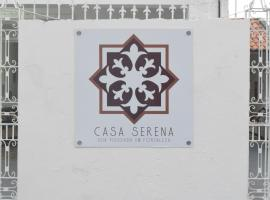 Casa Serena // Pousada, hospedagem domiciliar em Fortaleza