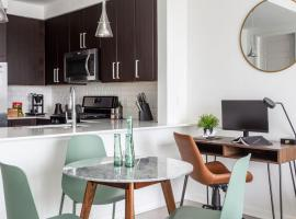 Locale Houston - Med Center at Vantage, serviced apartment in Houston