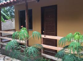 Pousada Bougainville, hotel em Três Corações