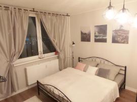 Utulny apartman blizko centra, hotel v Michalovciach