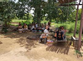 Chotus Farm, family hotel in Pushkar