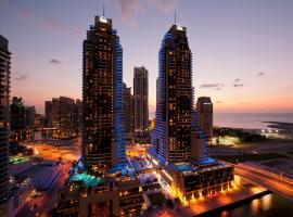 Grosvenor House Hotel and Apartments: Dubai, Burj Al Arab Kulesi yakınında bir otel