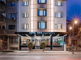 Hotel Tim's, отель в Скопье