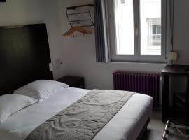 Au Spatial, hotel v destinácii Amiens