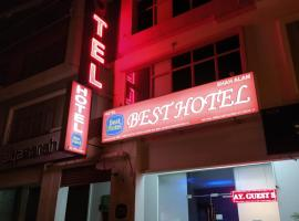 Best Hotel @ Best View Hotel Shah Alam, UITM, i-City & Hospital, hotel in Shah Alam
