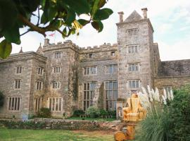 Boringdon Hall Hotel and Spa, hotel in Plymouth