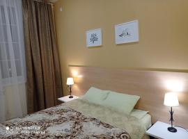 Hotel Lidia, отель в Оренбурге