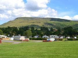 Campsie Glen Holiday Park, holiday park in Fintry