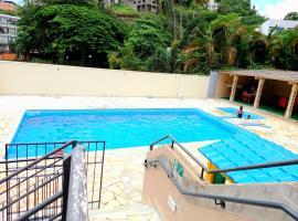 Hotel Excelsior, hotel perto de Praça Pedro Sanches, Poços de Caldas